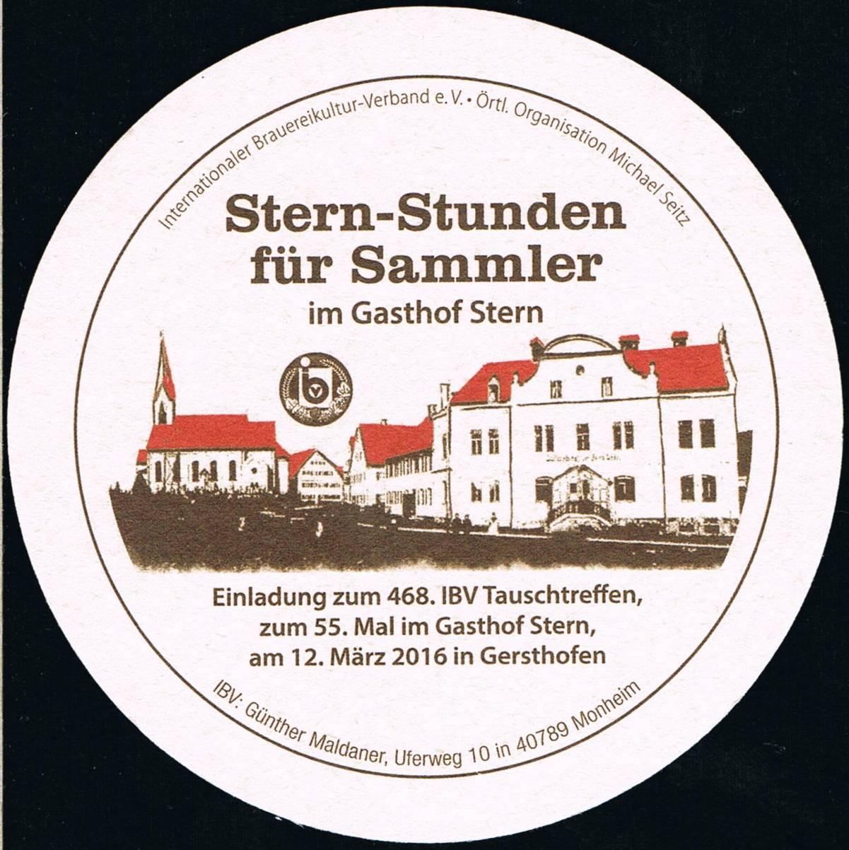 Internationaler Brauereikultur-Verband e.V. - 2016